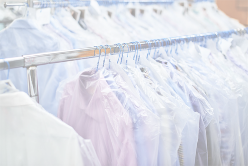 DRYCLEAN AND LAUNDRY
